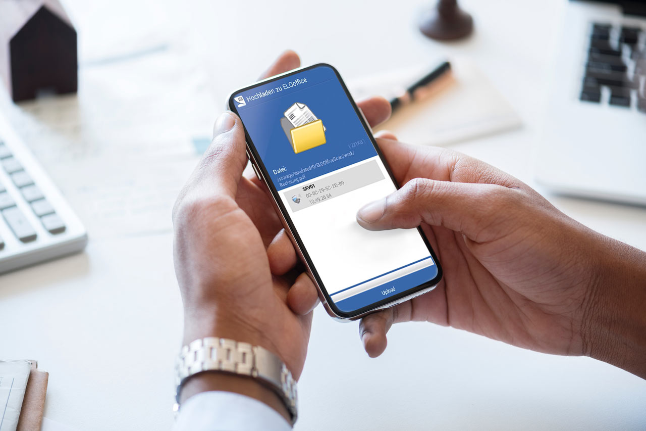 Unterwegs handlungsfähig sein – ELO MobileConnector