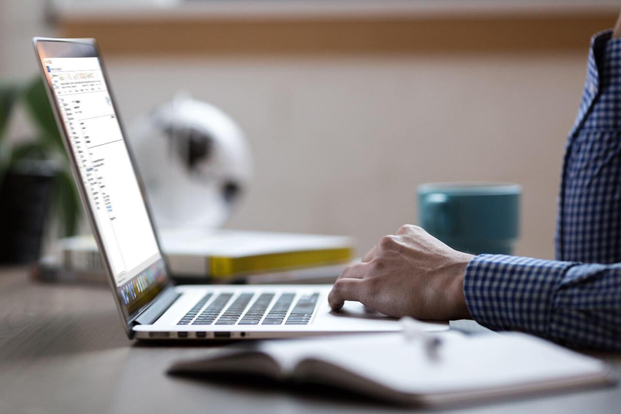 Zufriedene Kunden und Mitarbeiter durch Zugriff auf digitale Informationen