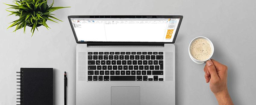 Quickzone Desktop: Die 3-in-1 Lösung für Ihre Vorlagen