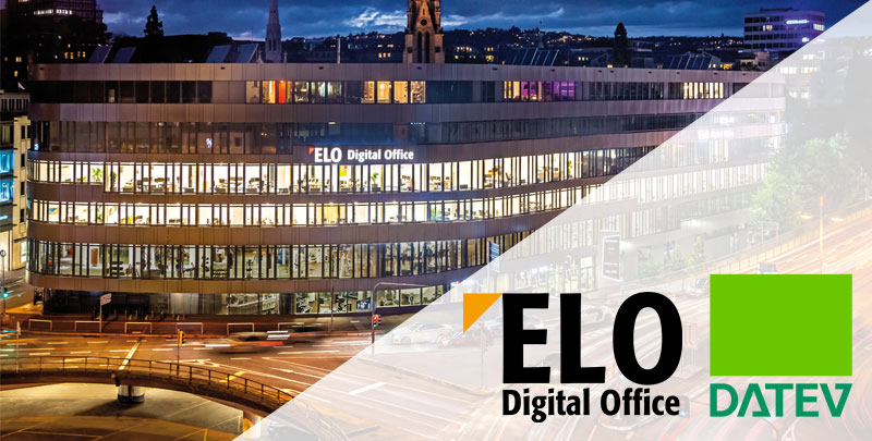 DATEV-ELO-Kooperation – die leistungsstarke ECM-Lösung