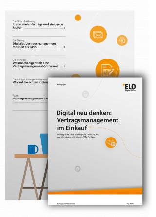 ELO Whitepaper Digitales Vertragsmanagement