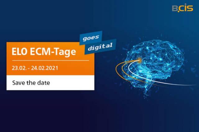 ELO ECM Fachkongress 2021 – das Intelligentes ECM von heute