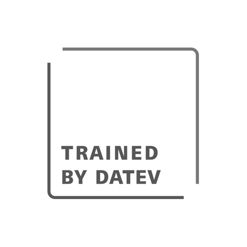 Trained by DATEV