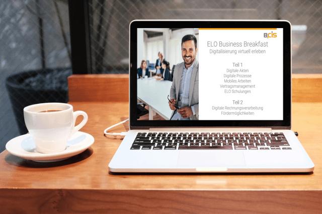 ELO Business Breakfast – Digitale Unternehmenslösungen live