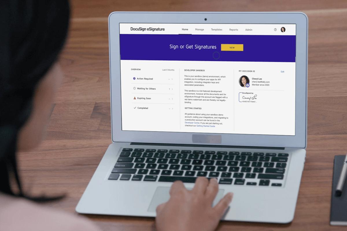 DocuSign - Die digitale Signatur Lösung bei ELO